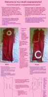 Sakura's dress - tutorial by Minya40