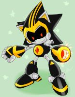 PC: Shard the Metal Sonic by SonicForTheWin2