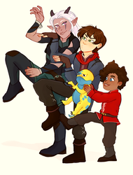 SQUAD by K3NMA