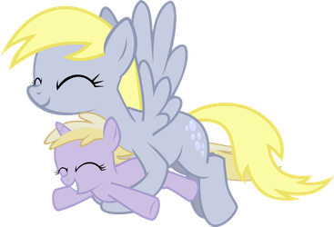 [VECTOR][SVG] The Best Mom in Equestria by TriteBristle