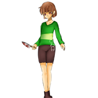 Chara by Djpgirl
