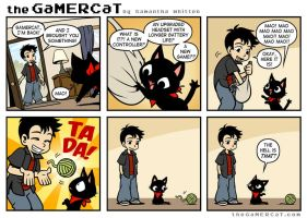 the GaMERCaT - Best Toy by celesse