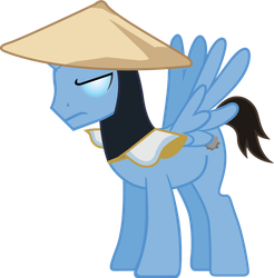 Pony request 162 - Raiden by ah-darnit