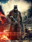 BvS: Knightmare Batman by GOXIII