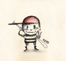 Ness [Macabre] by redtemplepilots