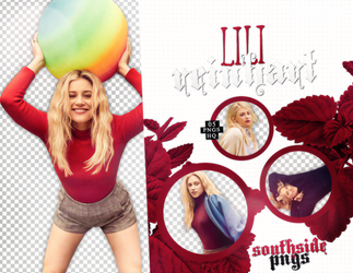 Png Pack 3938 - Lili Reinhart by southsidepngs