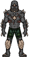 Doomsday (Pre-Flashpoint DCCU) by LoganWaynee