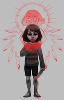 stay determined -FRISK- by vapidity