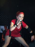 Shirley Manson by DisassociativeMe