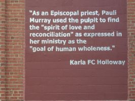 Pauli Murray Quote 3 by Rindelle