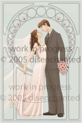 in progress: save-the-date by disenchanted