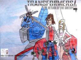 transformers 4 the return of the greedy by puticron