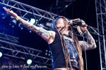 Amorphis - Qstock 2013, Oulu, Finland - 4 by Linire