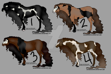 Natural Adopts *OPEN* by Ride4Life-Stables