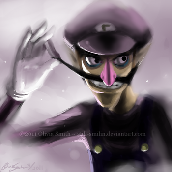 Waluigi Time by Aivilo0