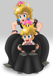 'Mother-Daughter' Bonding Time by AdvancedDefense