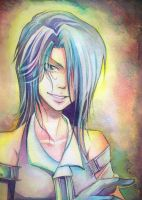 Dismay - Colorful Ill by Kejhia