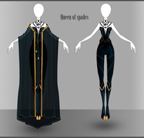 Adoptable outfit #37 - [Auction - CLOSED] by Eggperon