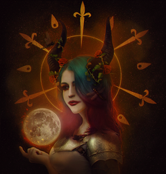 Keeper of Realms by Lovelorn-Insanity