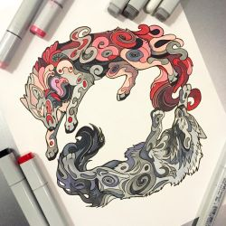 364- Yin and Yang by Lucky978
