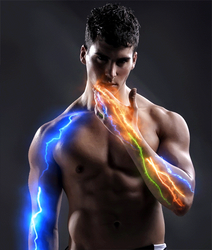 Animated Energy Effects Photoshop Action by GraphicAssets
