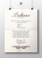 Brilliance - event agency by EVALYSEgraphics