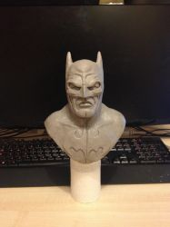 Batman (WIP) by Daryl-Muncaster