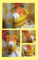 Lemon cake by ninjamoy