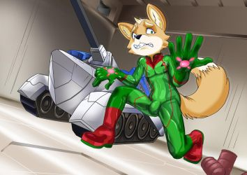 Starfox Grows by kandlin