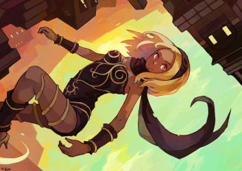 Gravity Rush by Niking