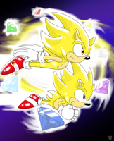 Super Sonic Generations by dd4rri3nd