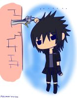 Hangin' in there, Noct?? by PitClover