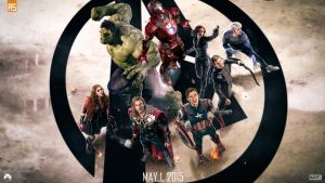 Age of Ultron wallpaper by AndrewSS7