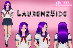 Yandere Simulator Q: LaurenzSide by Qvajangel