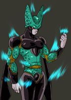 Perfect God Cell by Bloodspl4sh