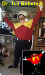 Dr. Ivo Robotnik Costume by linkinspirit95
