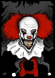 Pennywise (Hi their Georgie!!!) by Dead-Symbiont