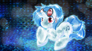 Dj Pon-3 wallpaper by xLovelyDeathx