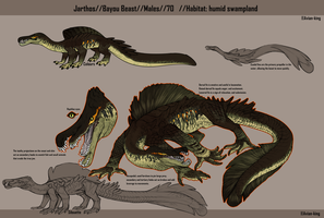 Jarthos refsheet by Avian-king