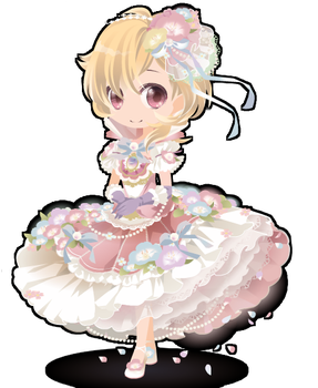 # 143 gacha ~Pastel~ by Paper-Doll-Adopts