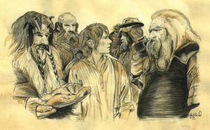 The Hobbit by Mery-YC
