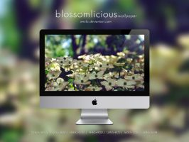 blossomlicious wallpaper by emiKs