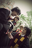 The Marauders by LittleGeeky