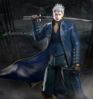 Son of Sparda by DemonLeon3D