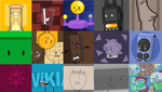 main show character BFB icons by AarenAnimations