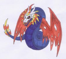 Airdramon by Scatha-the-Worm