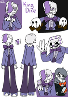 [Casino Gang]-King Dice by HerrenLovesFNAF
