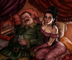 Personal Concubine by feliciacano