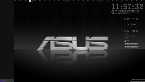 Asus Doc Win 8.1 black and blue by acme005