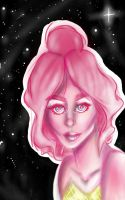A new spin on Galaxy girl GALAXY GIRL #2 by WavePrivilege
